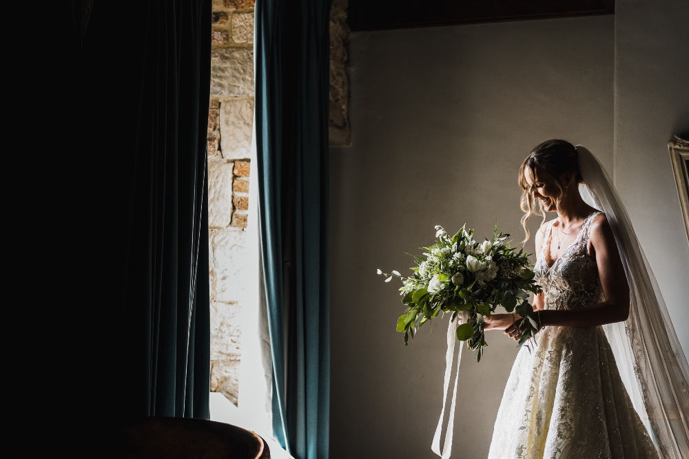 Wedding Le Petit Chateau - Pic by Andy Turner Photography