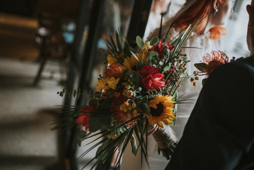 Wedding - The Bonded Warehouse - Pic by Litlle Miss Boy Co