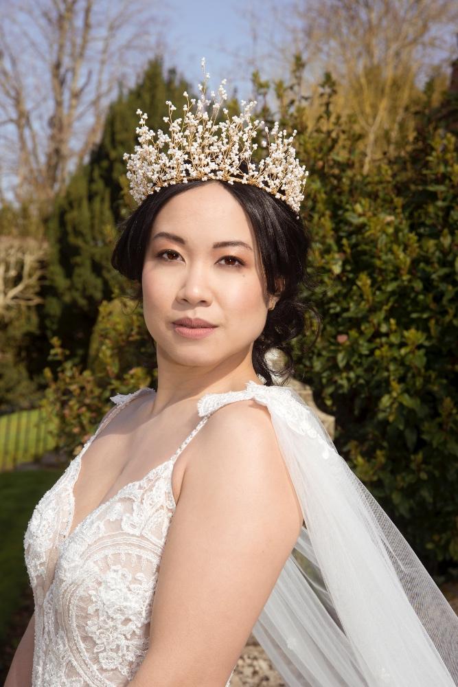 Empress crown gold