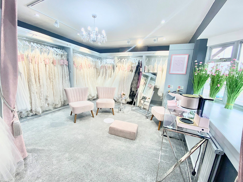 TDR Bridal's 10 Top Tips for choosing your wedding dress