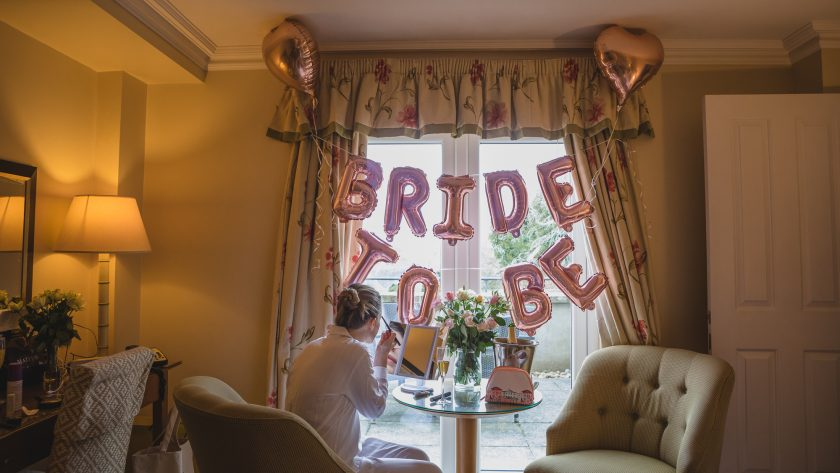 Bride to be Signs, Image by Stan Seaton Photography