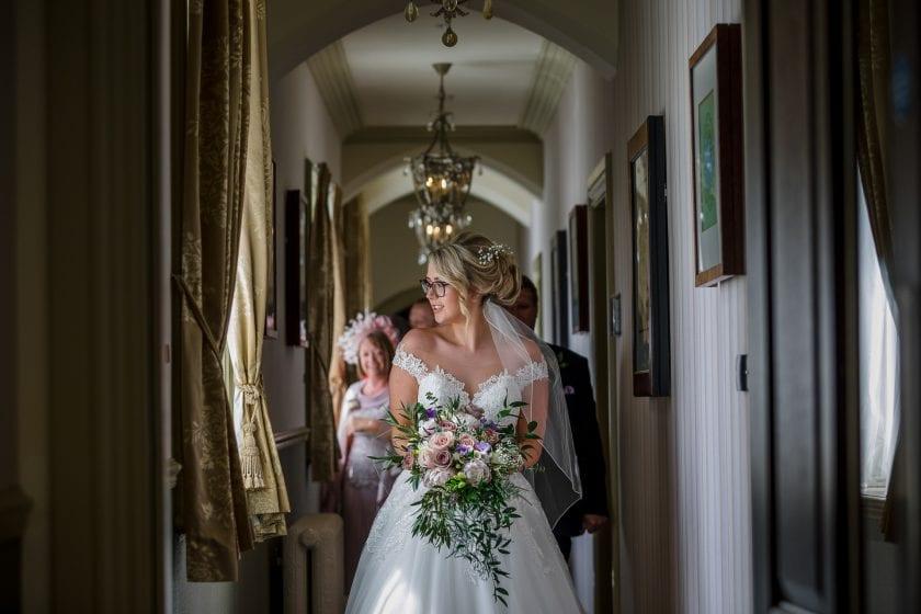 Rockliffe Hall Real Wedding Katie Paul