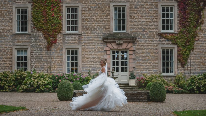 Headlam Hall Styled Shoot, Image by Stan Seaton Photography