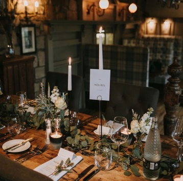 Sprig and Thistle - Belle Bridal Magazine Supplier Guest List