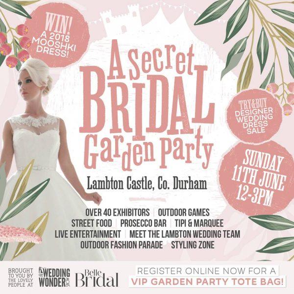 Garden Party At Lambton Castle