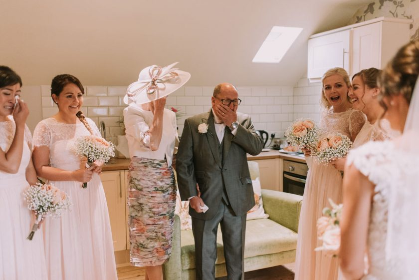 Doxford Barns Real Wedding Claire Ross