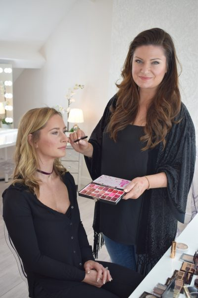 Elite Make-Up Artist Opens Studio In The North East