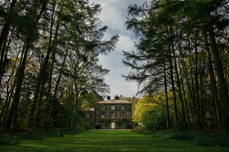 Shotton Grange - Belle Bridal Venue Guest List - Jonathan Stockton Photography