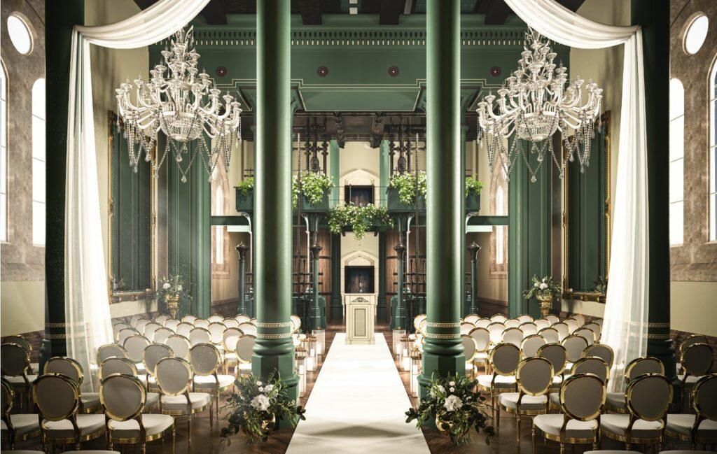 Dalton Old Pump House - Belle Bridal Venue Guest List
