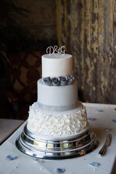 Newton Hall Real Wedding Dean Gemma