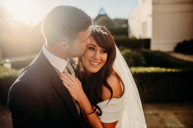 Seaham Hall Real Wedding Liam Jeni