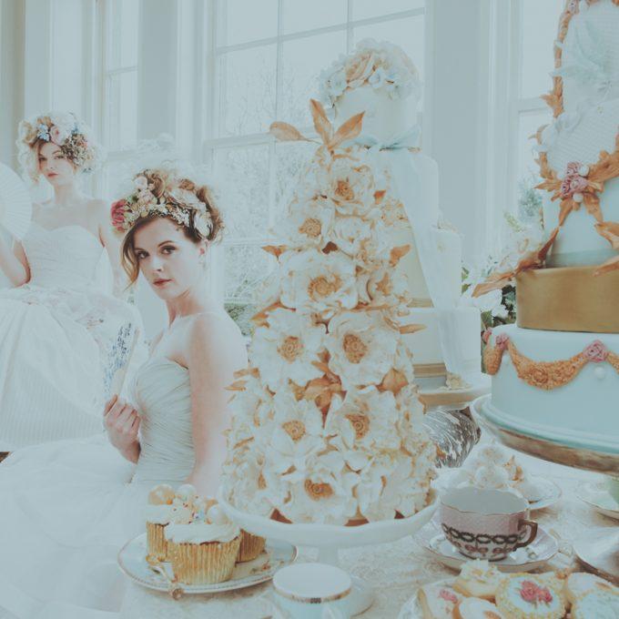 Belle Bridal Shoot