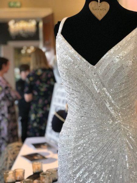 Gown Closeup