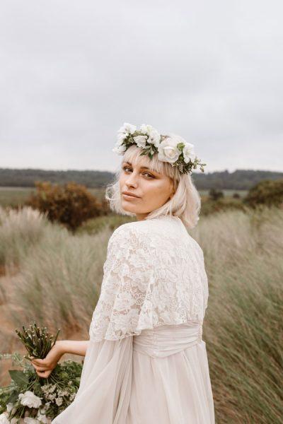 Bohemian Bridal Style For The Alternative Bride