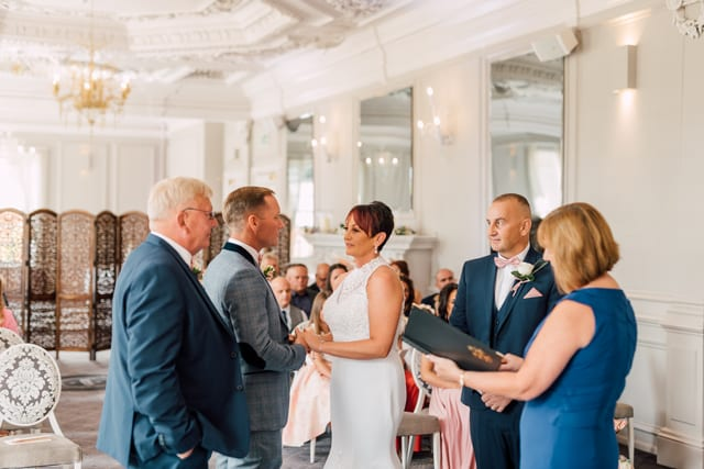 Acklam Hall Real Wedding Donna Peter