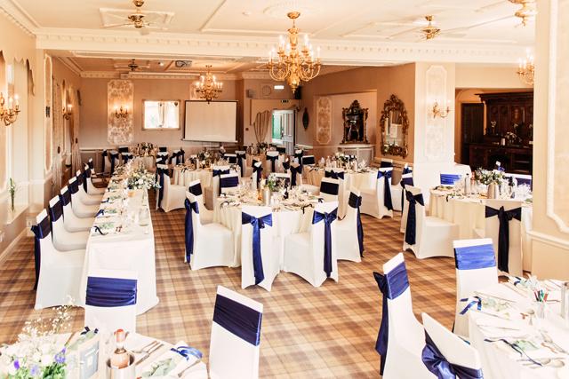Merewood Country House Hotel Real Wedding Alexandra Stuart