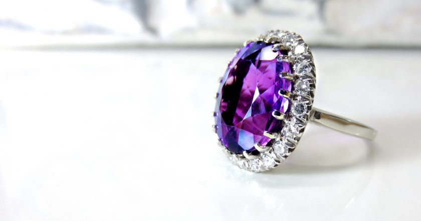Amethyst, Image from PixaBay