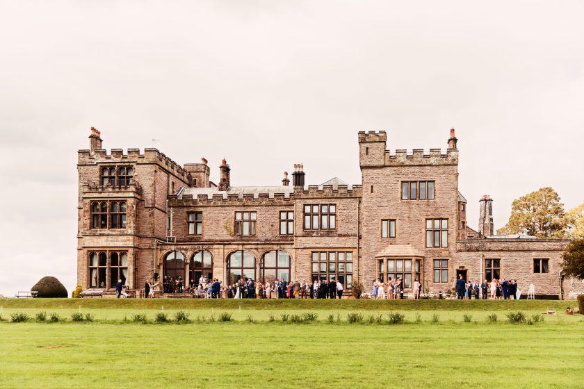 Armathwaite Hall, Photographed by Camilla Lucinda Photography
