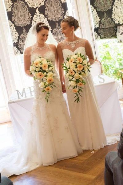 Bannatyne Hotel Real Wedding Kelly Lisa