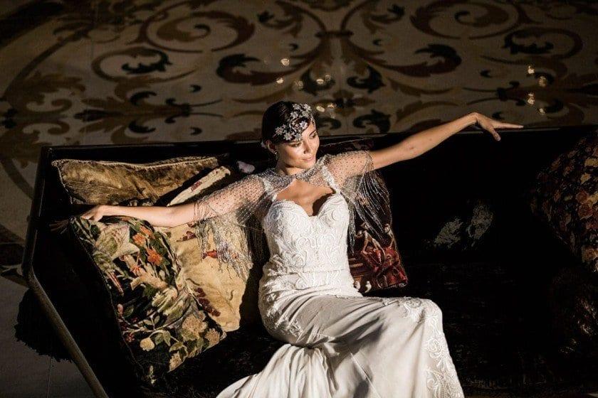 Belle Bridal Chapel Shoot