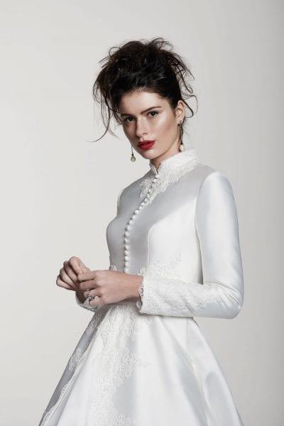 Belle Bridal Cover Shoot