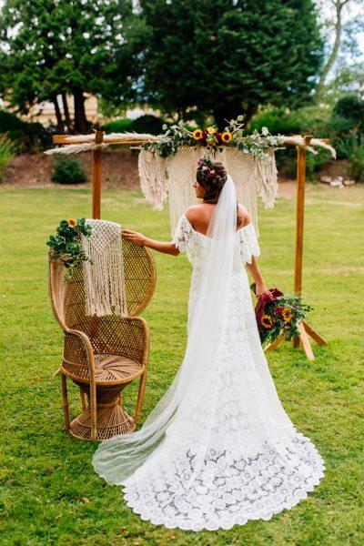 Bohemian Bridal Styled Shoot