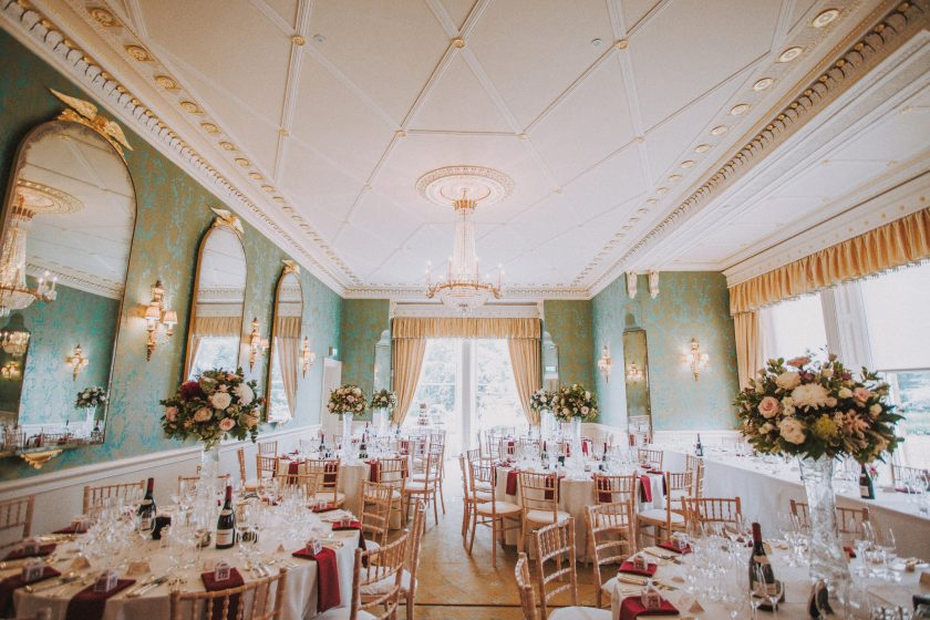 Bowcliffe Hall. Image by Photogenick Photography