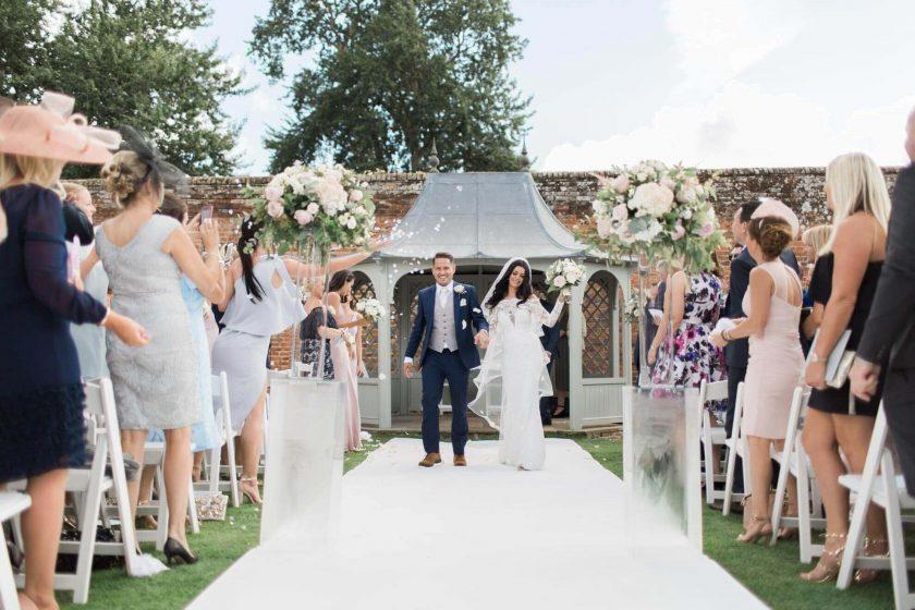 Braxted Wedding Park Ceremony