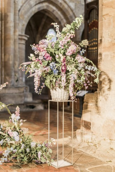 Flowers by Lavenders Blue. Image by Katy Melling