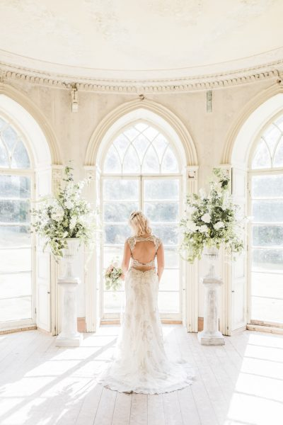 Maggie Sottero Gown. Image by Katy Melling