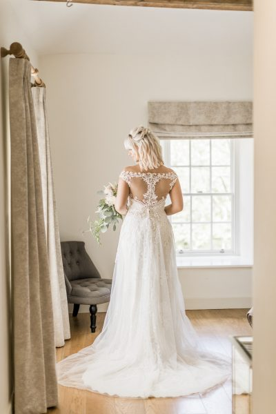 Dress by Maggie Sottero. Image by Katy Melling