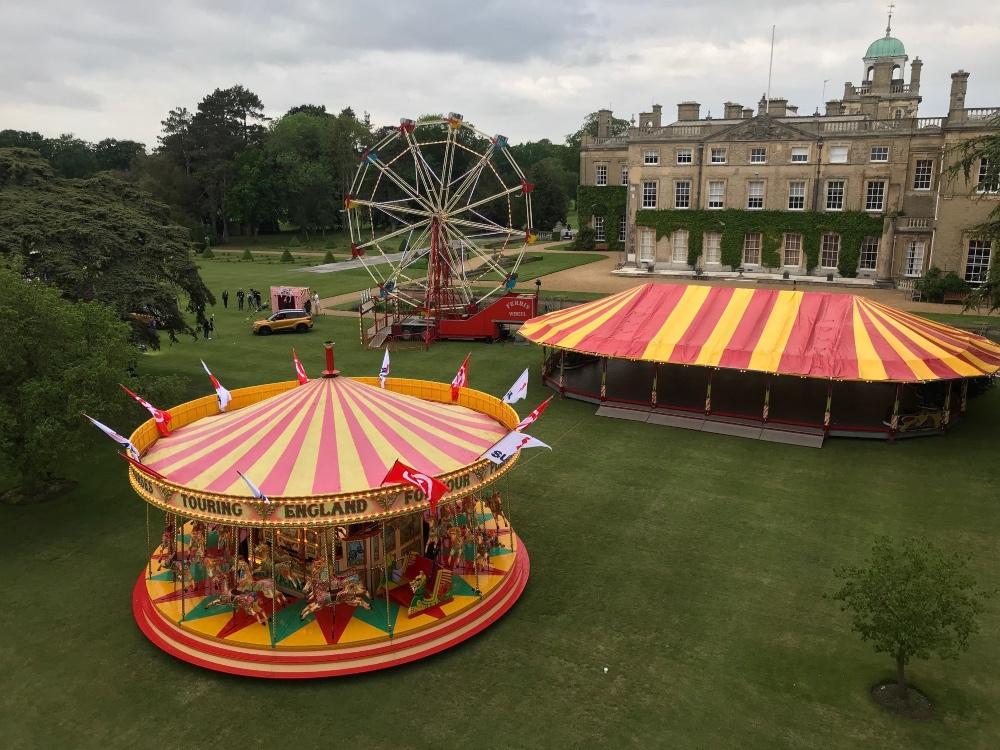 Carousel Ferris Wheel Dodgem