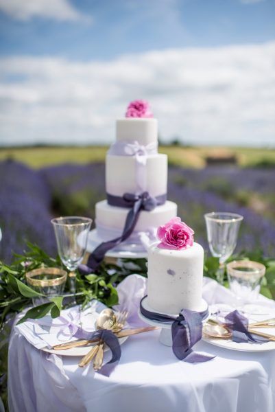 Love, Lace and Lavender