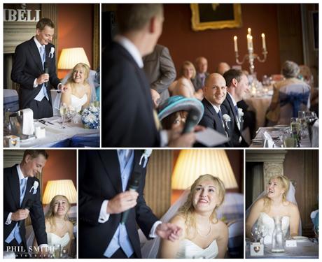 Crathorne Hall Real Wedding Anne-Marie Lee