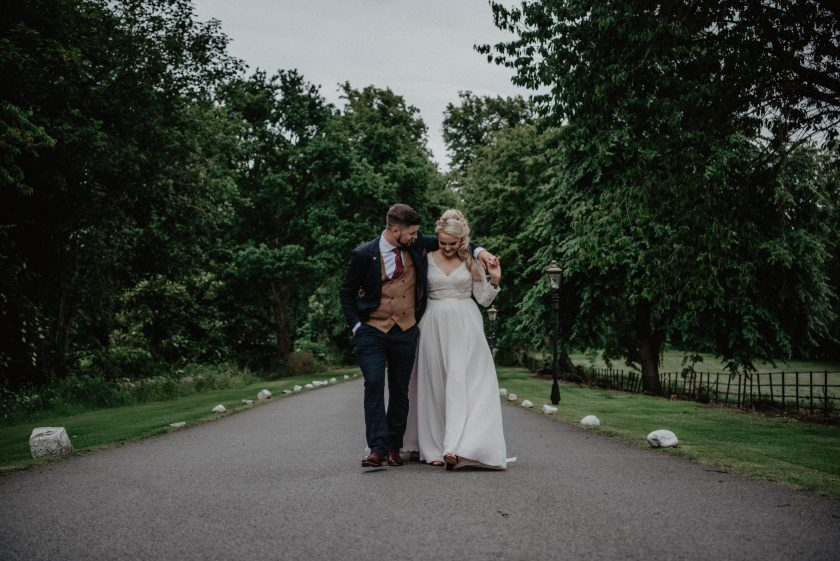 Bride and Groom, Photography by Claire Hirst Photography