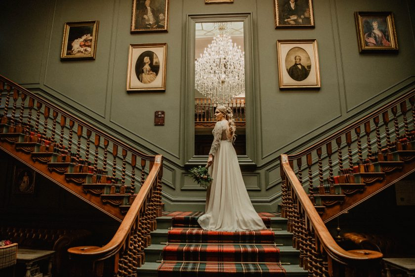 Gown from Nicola Anne, Photography by Claire Hirst Photography