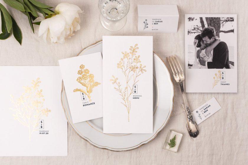 Wedding Invitations from Rosemood UK