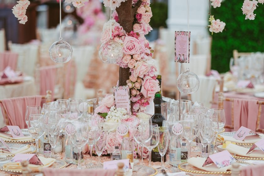 Ramside Hall, Summer Marquee. Image by 2 Tons Photography