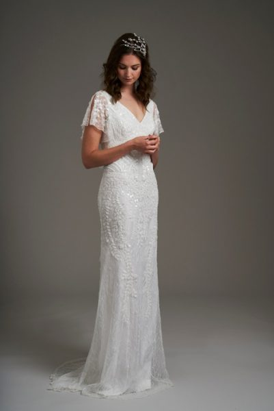 Eliza Jane Howell, Miss Lady Lucille Gown