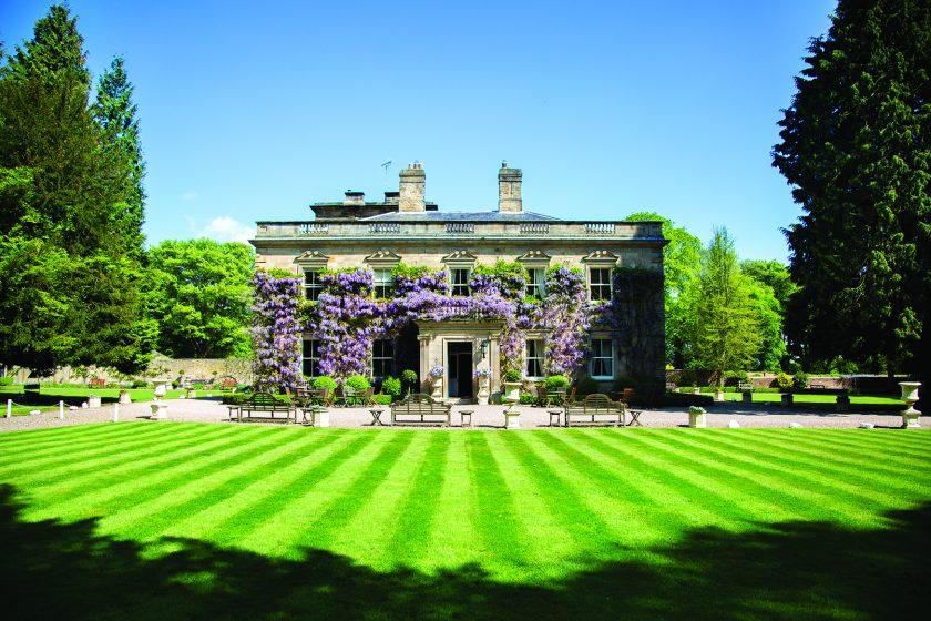 Eshott Hall. Image by Jane Wood Photography
