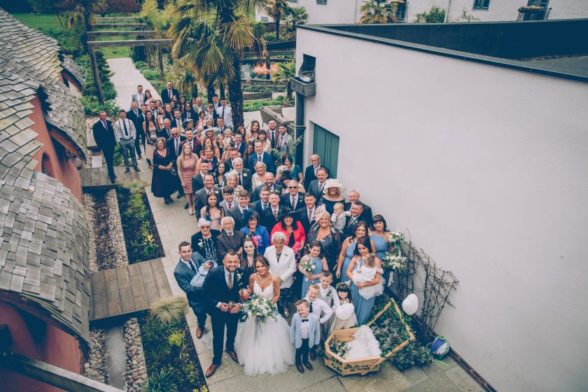 The Wedding Guests, Image by Dan Clark Photography