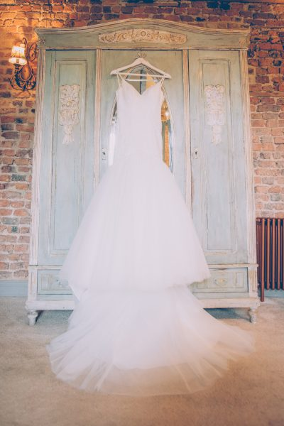 Stella York Dress, Image by Dan Clark Photography