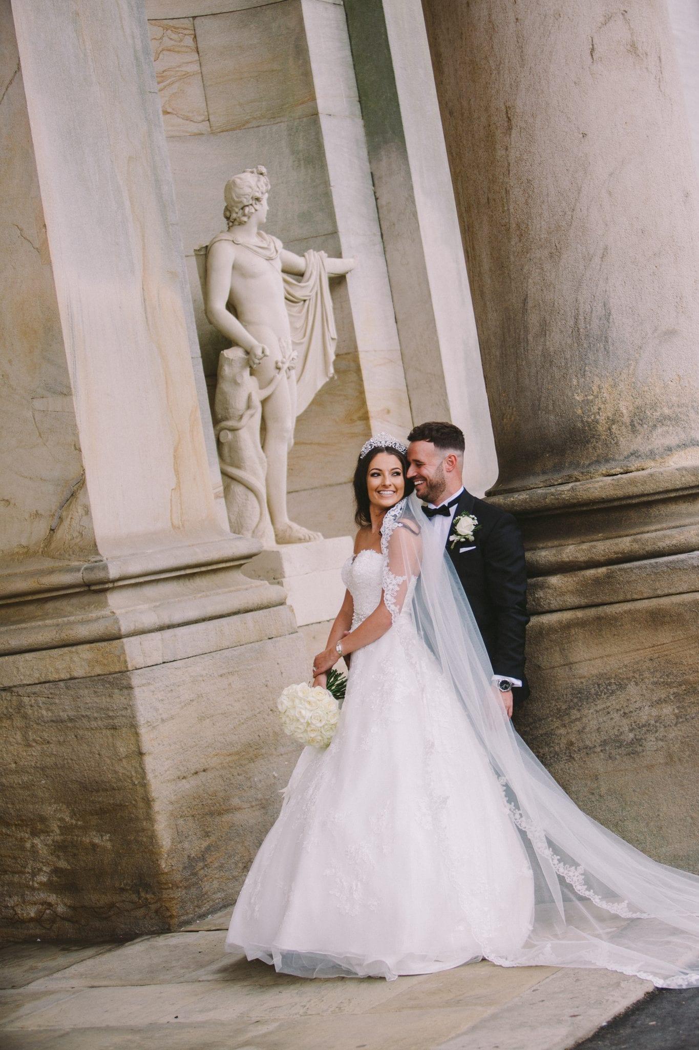 Wynyard Hall Real Wedding Brooke Scott