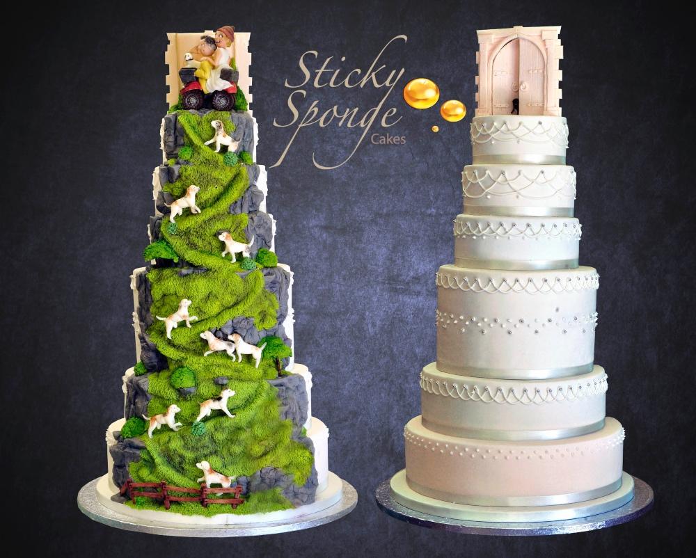 Fell Side cake 2