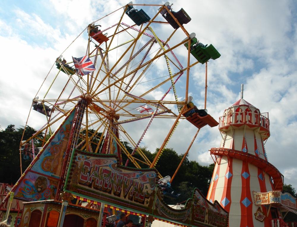Ferris Wheel and slip