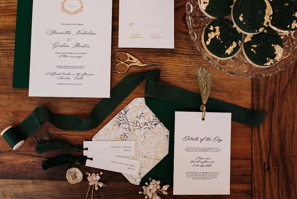 Green-Gold-Elegance-Wedding-at-Sneaton-Castle-95