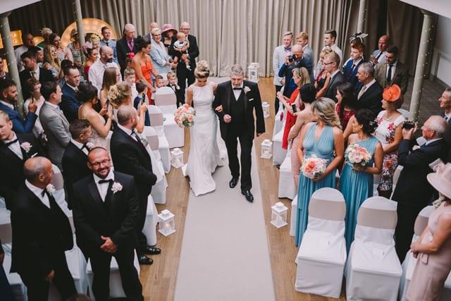 Headlam Hall Real Wedding Ellen Gavin