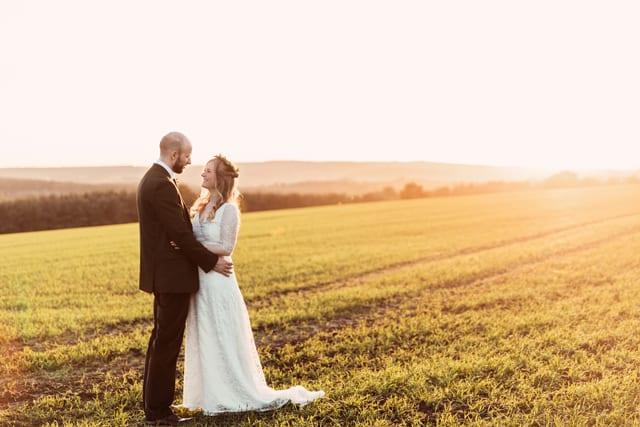 Healey Barn Real Wedding Caragh Ben