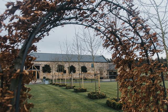 Healey Barn Real Wedding Lauren Richard