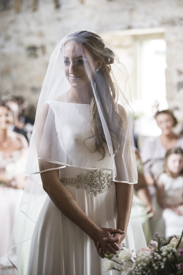 Healey Barn Real Wedding Alexandra Mark